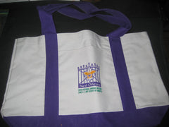 2002 BSA National Annual Meeting New Orleans Carryall Bag