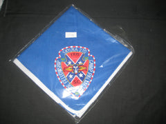 1975 Dixie Fellowship Neckerchief
