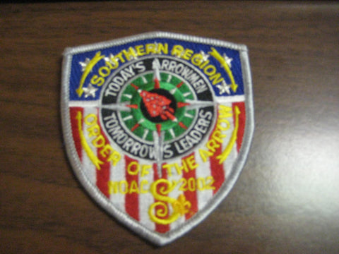 2002 NOAC Southern Region Pocket Patch