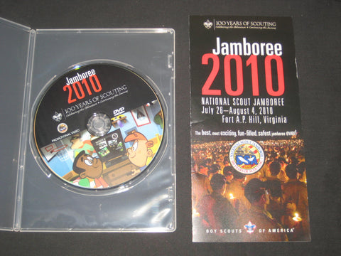 2010 National Jamboree Promotional Video and Flyer