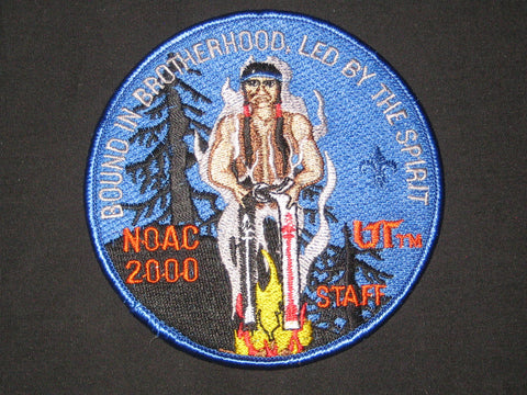 2000 NOAC Staff Patch