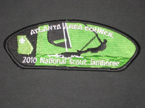 Atlanta Area Council 2010 Green Bkgd JSP