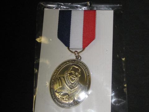Raleigh Historical Trail Medal