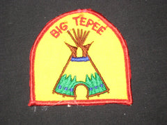 boy scout district patches - the carolina trader