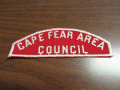 Cape Fear Area Council - the carolina trader