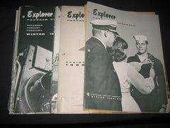 1960s Explorer Program Quarteries,