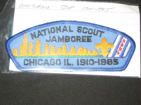 Chicago IL. 1910-1985 National Scout Jamboree JSP