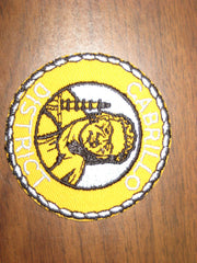 Cabrillo District patch - the carolina trader