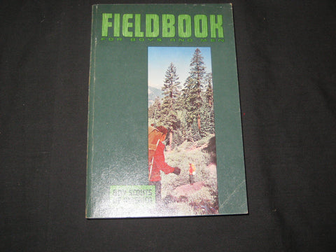 Fieldbook for Boys and Men, 4/67