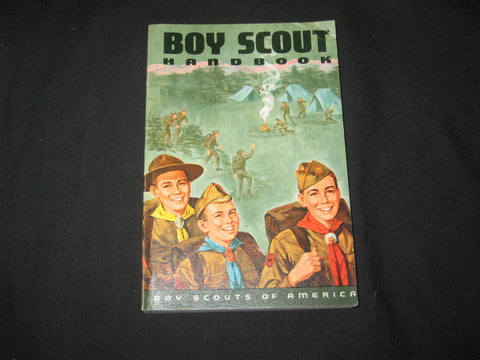 Boy Scout Handbook, 7th edition lst printing