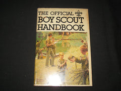 The Official Boy Scout Handbook, 9th edition - the carolina trader