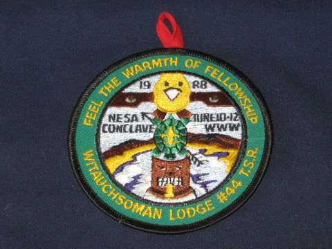 NE-5A 1988 Conclave pocket patch
