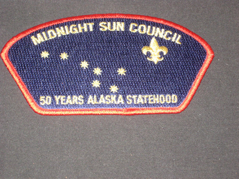 Midnight Sun Council sa16 CSP