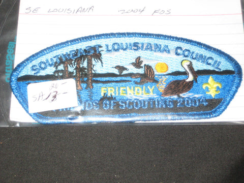 Southeast Louisiana sa13 CSP