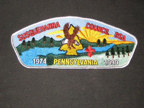 Susquehanna Council s15 oversized CSP