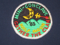 28 eR1985 Conclave patch-the carolina trader