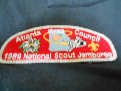 Atlanta Area Council 1989 jsp