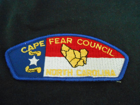 Cape Fear t1 csp