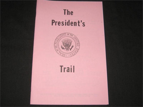 The President's Trail Guidebook
