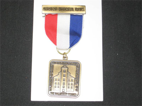 Salisbury-Spencer Historical Trail Medal