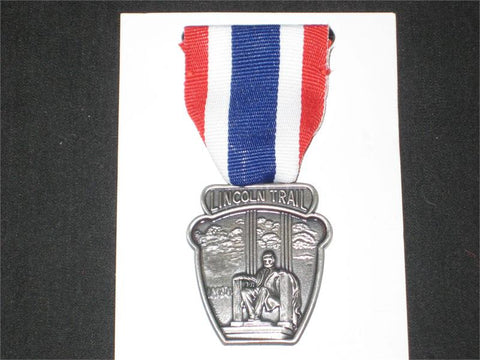 National Capital Lincoln Trail Medal