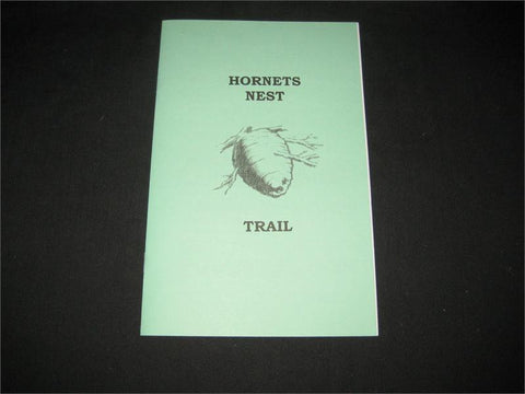 Hornets Nest Historical Trail Guidebook, Mecklenburg County, NC