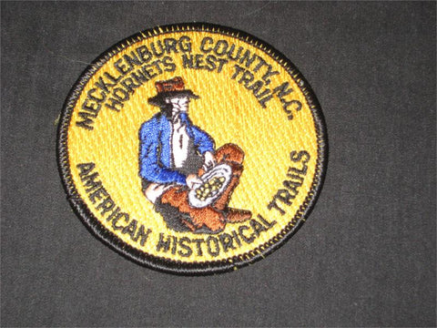 Hornets Nest Trail Pocket Patch