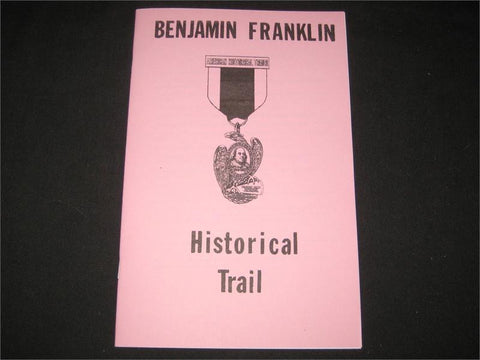 Benjamin Franklin Historical Trail Guidebook