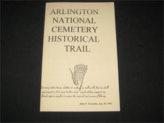 Arlington National Cemetery Historical Trail  - The Carolina Trader