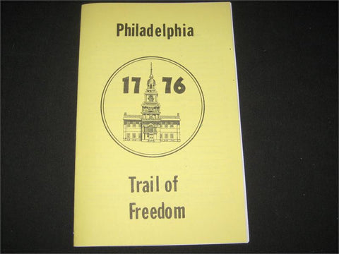 Philadelphia Bicentennial Trail of Freedom Guidebook