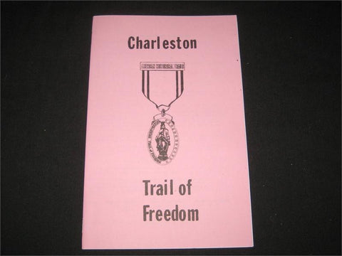 Charleston Bicentennial Trail of Freedom Guidebook