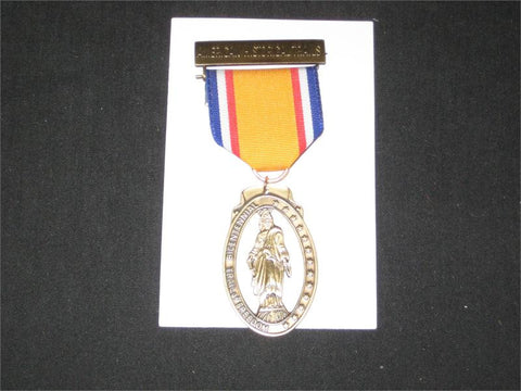 Boston Bicentennial Trail of Freedom Medal
