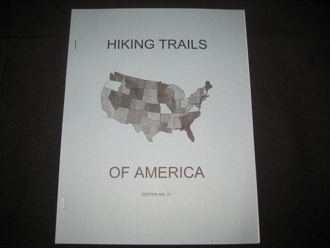 Hiking Trails of America Edition #21