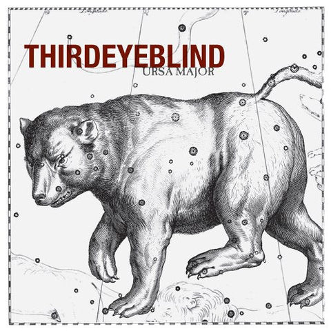 THIRD EYE BLIND - URSA MAJOR - CD
