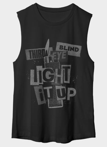 Light It Up Unisex Tank