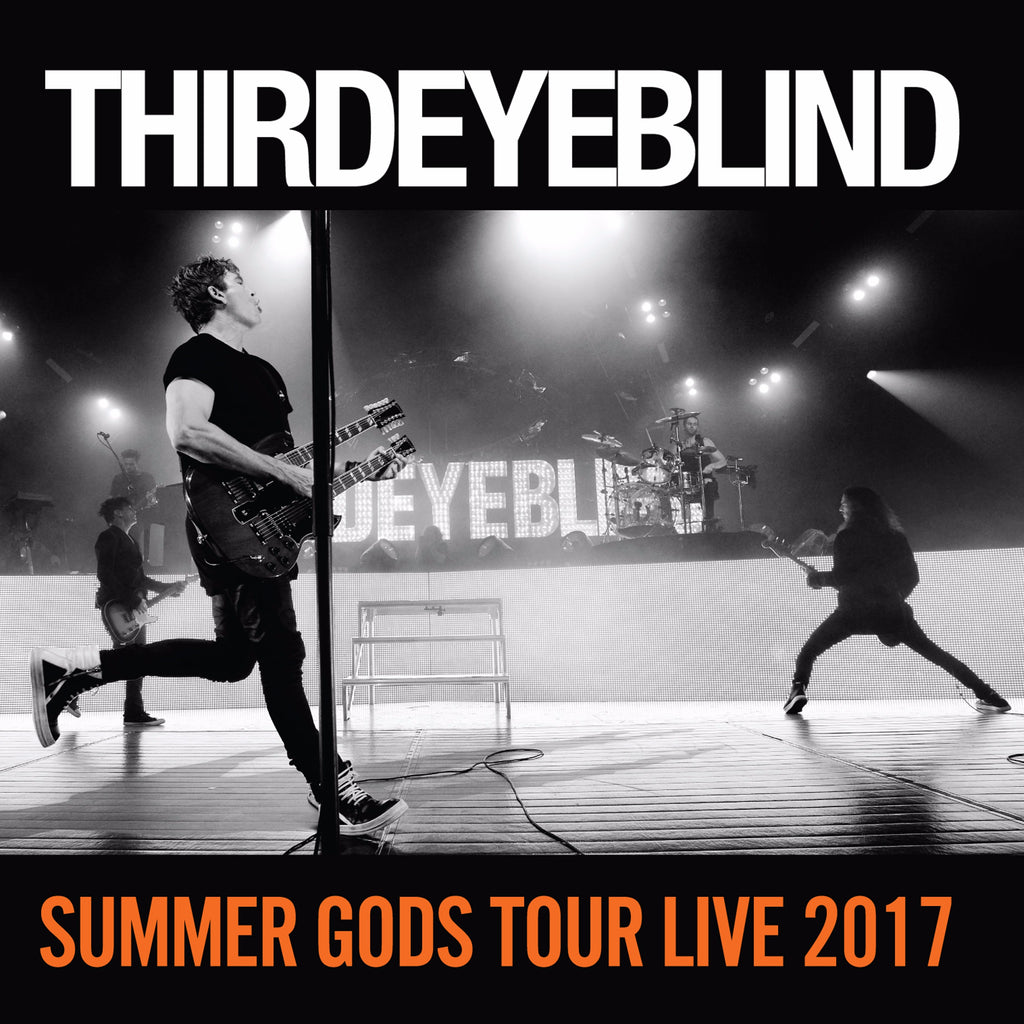Third Eye Blind - Sumer Gods Tour Live - Vinyl