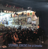 *SIGNED* Stephan Jenkins live at Amoeba - Vinyl
