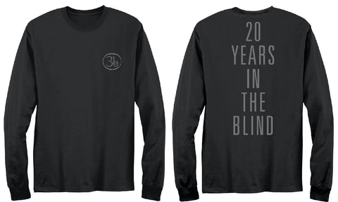 In The Blind Long Sleeve Tee