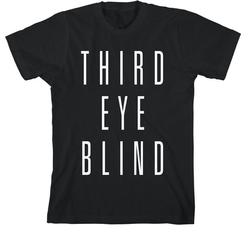 Stacked Third Eye Blind Tee