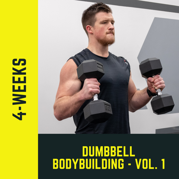 Dumbbell Bodybuilding - Vol. 1