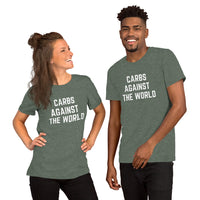 Carbs Against The World - T-Shirt