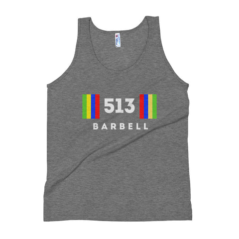 513 Barbell Training Tank Top