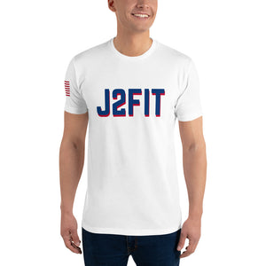 Red, White, and Blue J2FIT T-Shirt