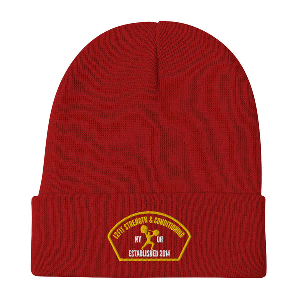 J2FIT Badge Beanie