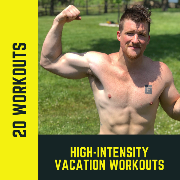 High-Intensity Vacation Workouts