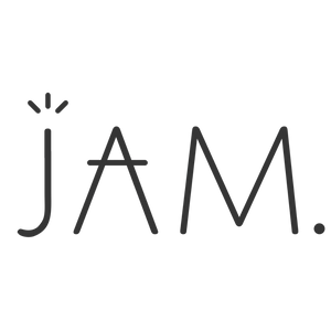 JAM the label's logo