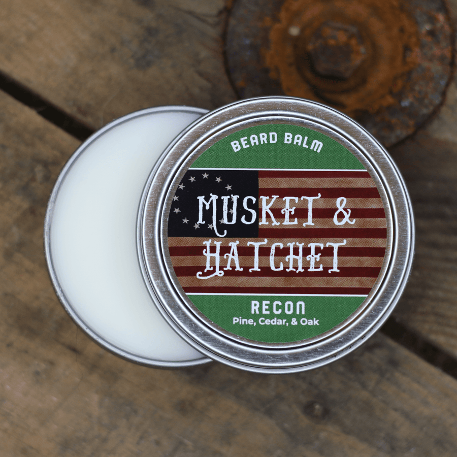 Recon™ (Pine, Cedar, and Oak) Beard Balm