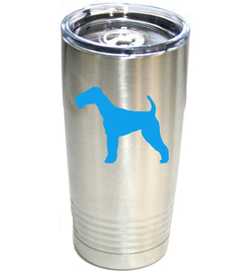 Airedale  20 oz.  Ring-Neck Vacuum Insulated Tumbler