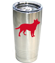 Load image into Gallery viewer, Australian Cattle Dog  20 oz.  Ring-Neck Vacuum Insulated Tumbler