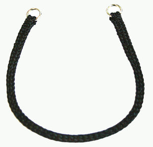 "1/4"" Professional Show Collar    Black"